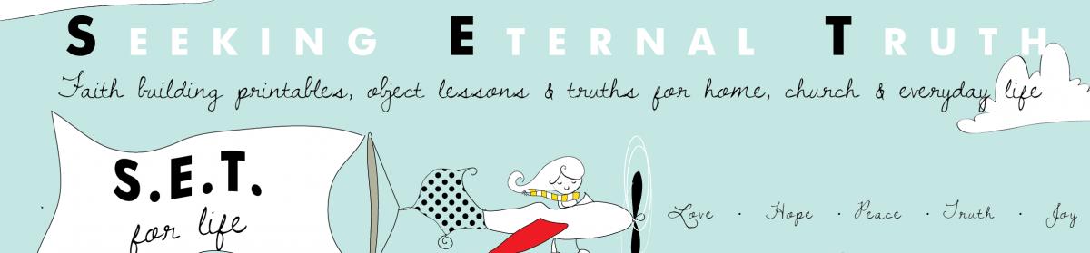 Seeking Eternal Truth